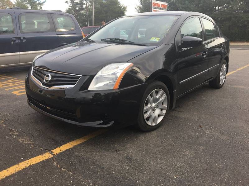 2011 Nissan Sentra for sale at Central Jersey Auto Trading in Jackson NJ