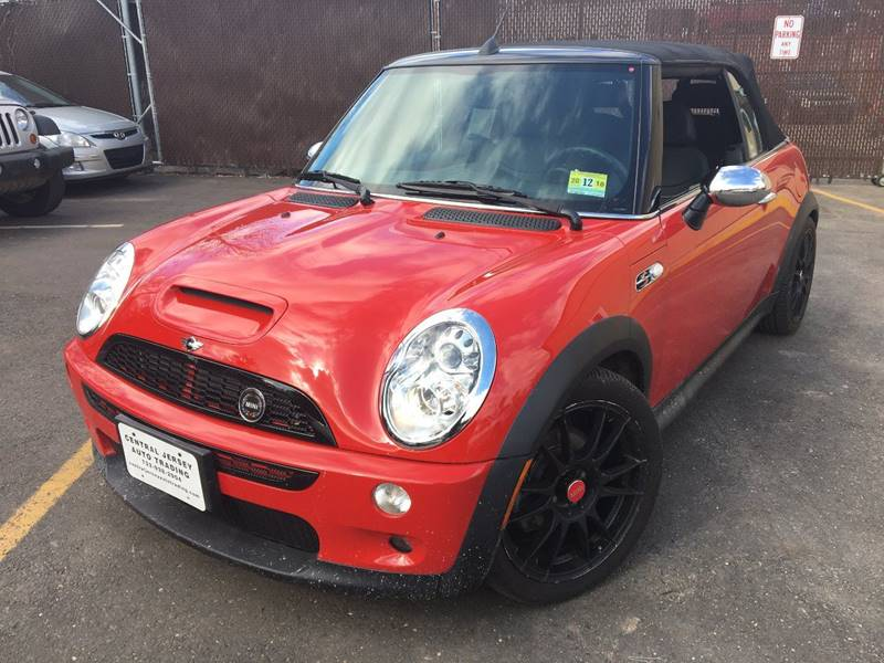 MINI Cooper 2006 S 2dr Convertible