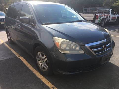 2005 Honda Odyssey for sale at Central Jersey Auto Trading in Jackson NJ