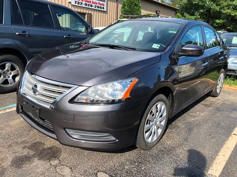 2015 Nissan Sentra for sale in Jackson, NJ