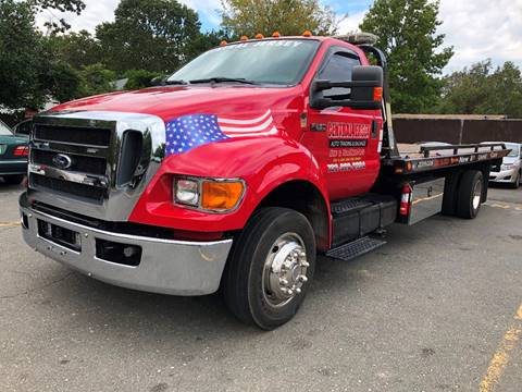 2012 Ford F-650 Super Duty for sale in Jackson, NJ