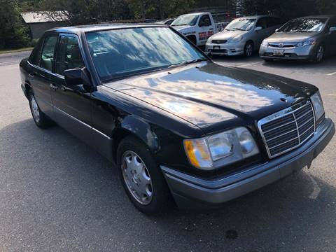 1995 Mercedes-Benz E-Class for sale at Central Jersey Auto Trading in Jackson NJ