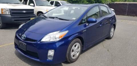 2010 Toyota Prius for sale at Central Jersey Auto Trading in Jackson NJ