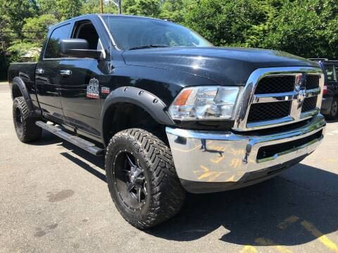 2015 RAM Ram Pickup 2500 for sale at Central Jersey Auto Trading in Jackson NJ
