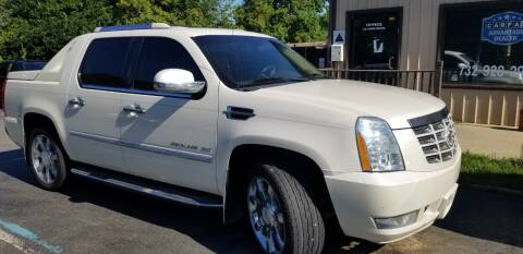 2012 Cadillac Escalade EXT for sale at Central Jersey Auto Trading in Jackson NJ