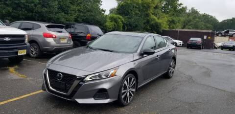 2019 Nissan Altima for sale at Central Jersey Auto Trading in Jackson NJ