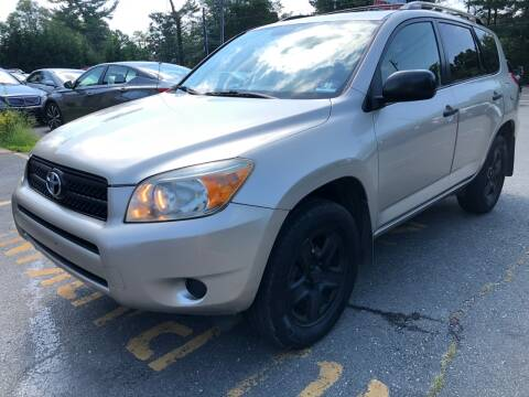 2008 Toyota RAV4 for sale at Central Jersey Auto Trading in Jackson NJ