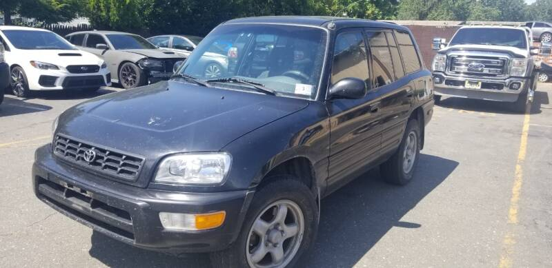2000 Toyota RAV4 for sale at Central Jersey Auto Trading in Jackson NJ