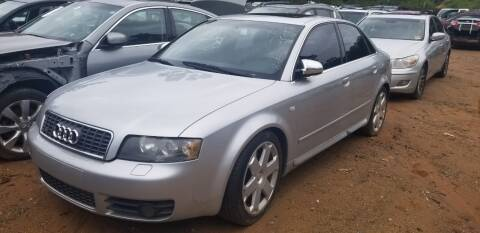2004 Audi S4 for sale at Central Jersey Auto Trading in Jackson NJ