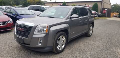 2012 GMC Terrain for sale at Central Jersey Auto Trading in Jackson NJ