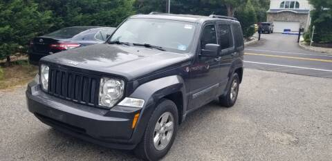 2011 Jeep Liberty for sale at Central Jersey Auto Trading in Jackson NJ