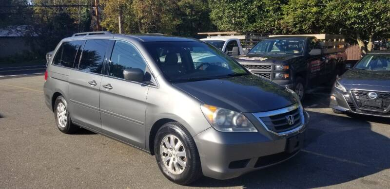 2008 Honda Odyssey for sale at Central Jersey Auto Trading in Jackson NJ