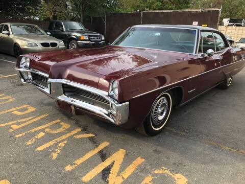 1967 Pontiac Ventura for sale at Central Jersey Auto Trading in Jackson NJ