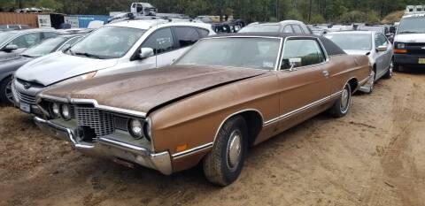 1971 Ford Galaxie 500 for sale at Central Jersey Auto Trading in Jackson NJ