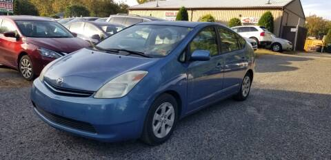 2005 Toyota Prius for sale at Central Jersey Auto Trading in Jackson NJ