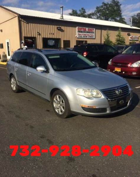 2007 Volkswagen Passat for sale at Central Jersey Auto Trading in Jackson NJ