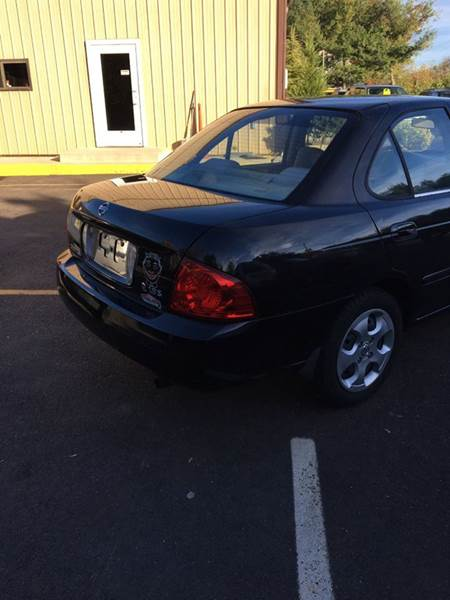 2004 Nissan Sentra for sale at Central Jersey Auto Trading in Jackson NJ