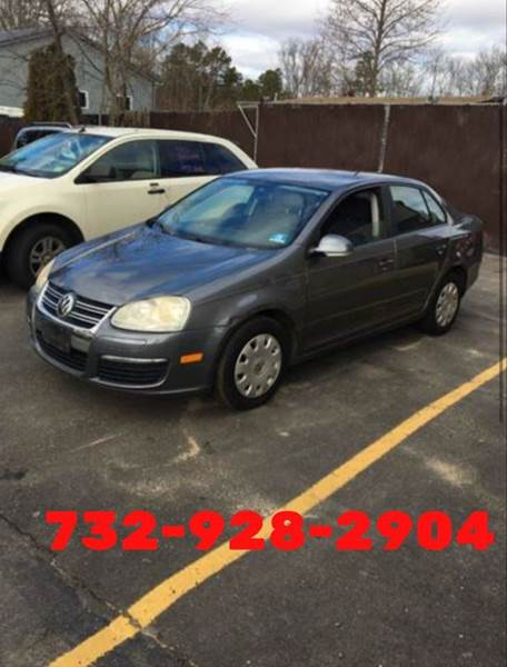 2006 Volkswagen Jetta for sale at Central Jersey Auto Trading in Jackson NJ