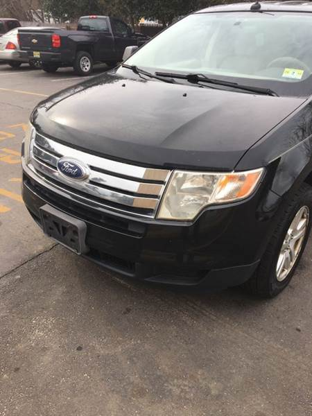 2007 Ford Edge for sale at Central Jersey Auto Trading in Jackson NJ