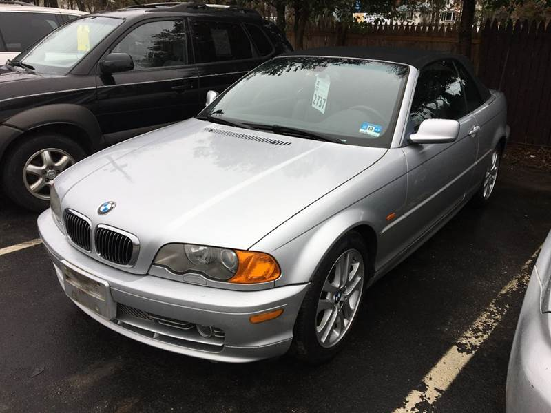 2002 BMW 3 Series for sale at Central Jersey Auto Trading in Jackson NJ