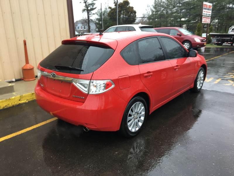 2009 Subaru Impreza for sale at Central Jersey Auto Trading in Jackson NJ