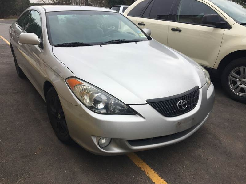2006 Toyota Camry Solara for sale at Central Jersey Auto Trading in Jackson NJ