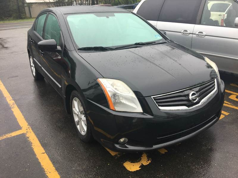 2010 Nissan Sentra for sale at Central Jersey Auto Trading in Jackson NJ