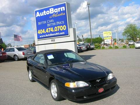 1994 Ford Mustang for sale in Marietta, GA