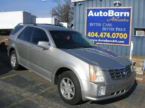 2005 Cadillac SRX for sale in Marietta, GA
