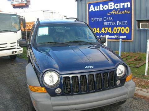 2006 Jeep Liberty for sale in Marietta, GA