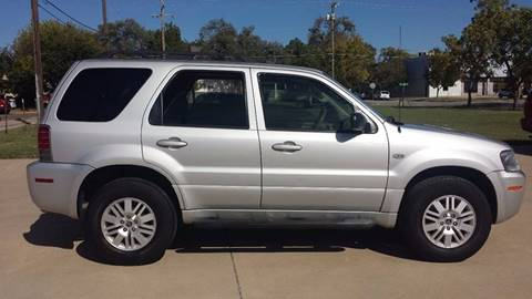 2006 Mercury Mariner for sale in Wichita, KS