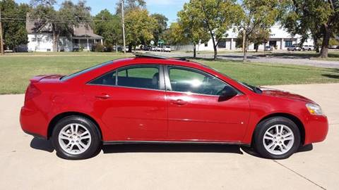 2006 Pontiac G6 for sale in Wichita, KS