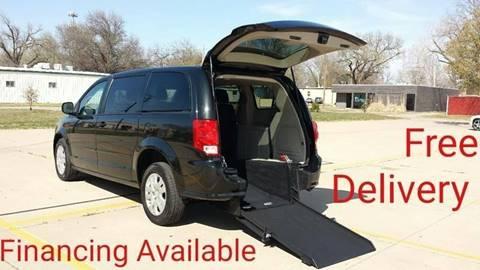 2016 Dodge Caravan for sale in Wichita, KS