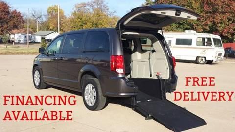 2015 Dodge Caravan for sale in Wichita, KS