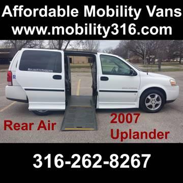 02b1b255d8 Wheelchair Vans For Sale in Wichita