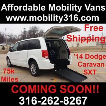 2014 Dodge Grand Caravan for sale in Wichita, KS