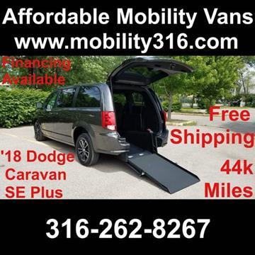 2018 Dodge Grand Caravan for sale in Wichita, KS