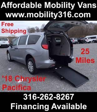 2018 Chrysler Pacifica for sale in Wichita, KS