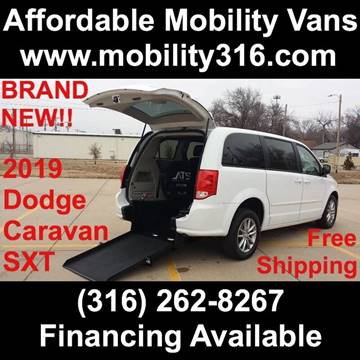 2019 Dodge Caravan for sale in Wichita, KS