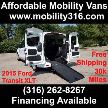 2015 Ford Transit Connect Wagon for sale in Wichita, KS