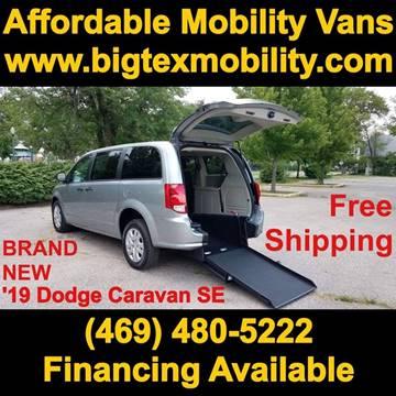 2019 Dodge Grand Caravan for sale in Dallas, TX