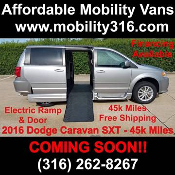 2016 Dodge Grand Caravan for sale in Wichita, KS