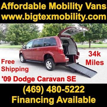 2009 Dodge Grand Caravan for sale in Dallas, TX