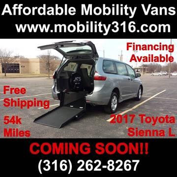 2017 Toyota Sienna for sale in Dallas, TX