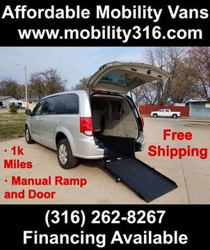 2012 Dodge Grand Caravan for sale in Wichita, KS