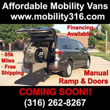 2015 Toyota Sienna for sale in Wichita, KS