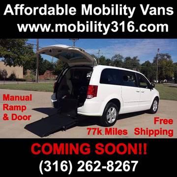 2010 Dodge Grand Caravan for sale in Wichita, KS