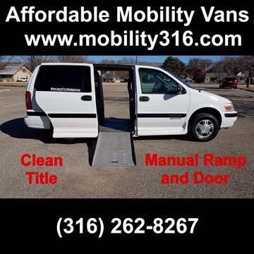 2004 Chevrolet Venture for sale in Wichita, KS