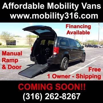 2015 Dodge Grand Caravan for sale in Wichita, KS