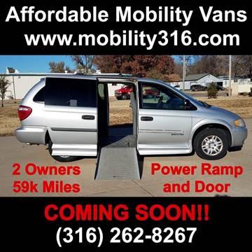 2005 Dodge Grand Caravan for sale in Wichita, KS